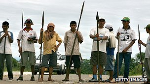 Residents of Peruvian Amazon stand firm against development