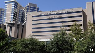 The University of Texas Anderson Cancer Center 