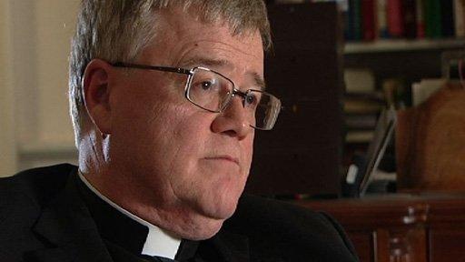 Very Rev Jeffrey John,