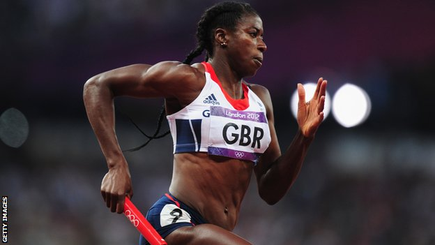 Christine Ohuruogu