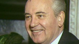 Mikhail Gorbachev