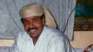 Salim Ahmed Hamdan in undated file photo