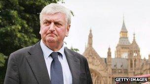 Andrew Brons, MEP