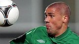 Jon Walters scored for the Republic of Ireland