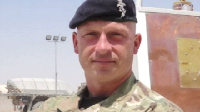 Sgt Jonathan Kups