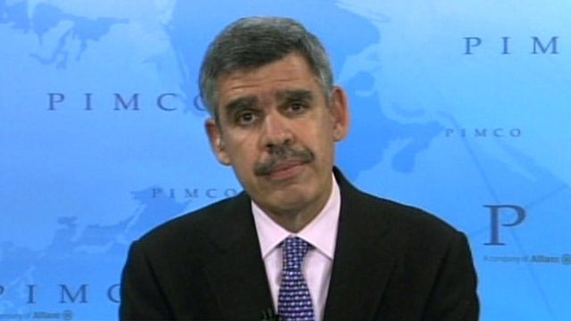 Mohamed El-Erian of PIMCO