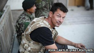 john cantlie