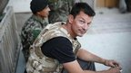 Man in custody over Syria kidnap