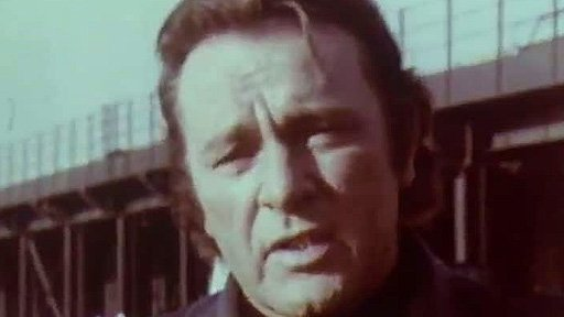Richard Burton in September 1970