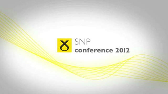 SNP conference 2012: Keynote speech by Alex Salmond