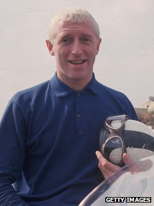 Jimmy Savile in 1965