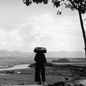 Chinese peasant (1950)