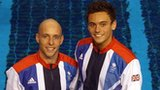 Peter Waterfield and Tom Daley