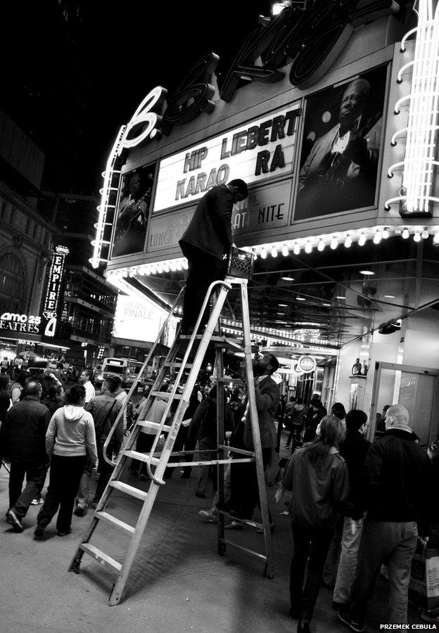 Broadway by Przemek Cebula