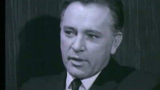 Richard Burton in 1962