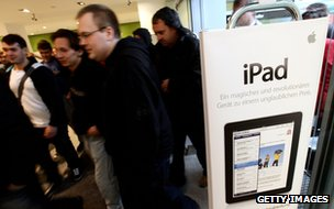 People buy iPads