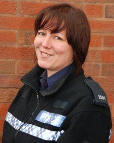PC Jacqueline Ellis