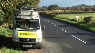 Dorset rural policing