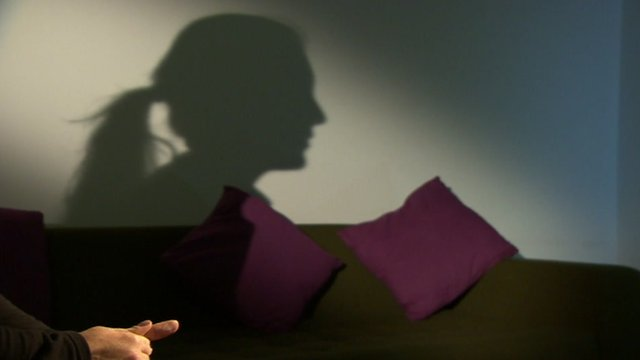 Sophie Hayes, a British victim of trafficking , was forced into prostitution.