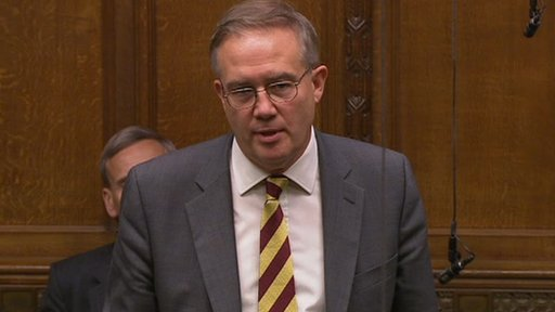 Conservative MP John Baron