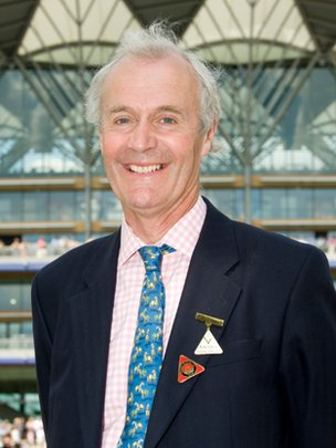 Ascot chief executive Charles Barnett