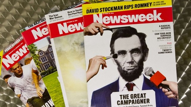 Newsweek magazines