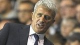 Lazio Head Coach Vladimir Petkovic at White Hart Lane