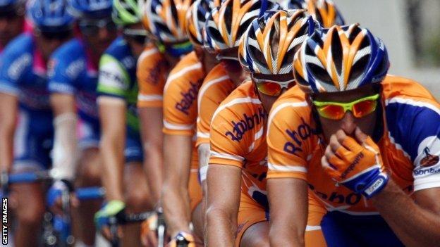 Rabobank riders