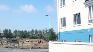 Guernsey's Bouet housing development
