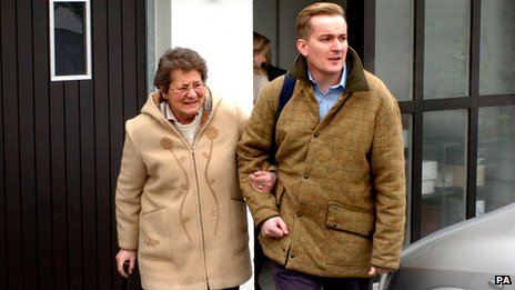 Dr Anne Turner died in 2006 at Dignitas, accompanied by her son Edward