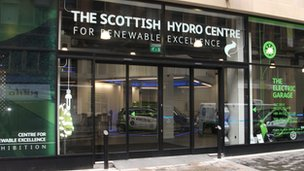 Scottish Hydro Centre
