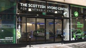 Scottish Hydro Centre