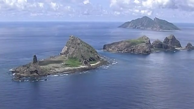 Diaoyu islands