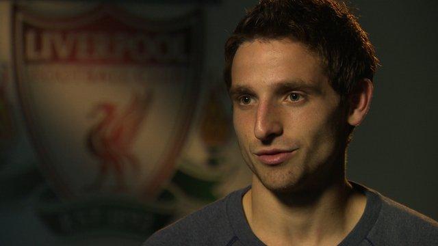 Liverpool's Joe Allen