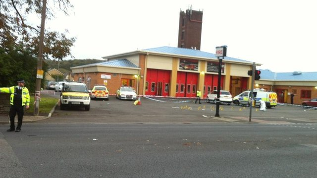 Ely fire station