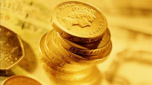 pound coins