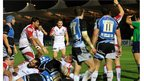 Celeberations can begin for Ulster as they secure a 19-8 win to stay top of Pool 4