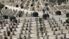 War graves at El Alamein, 20 October