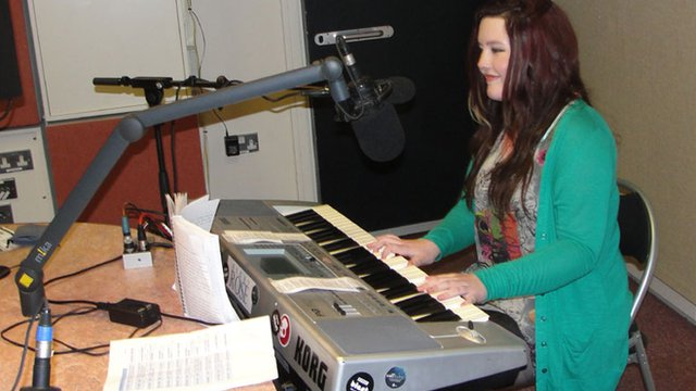 Becky Rose at BBC Hereford & Worcester