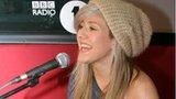 Ellie Goulding at BBC Radio 1