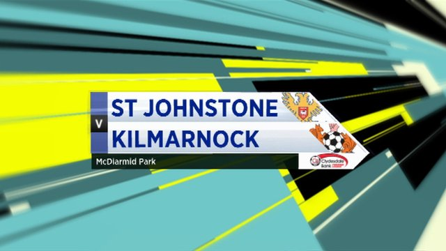 Highlights - St Johnstone 2-1 Kilmarnock