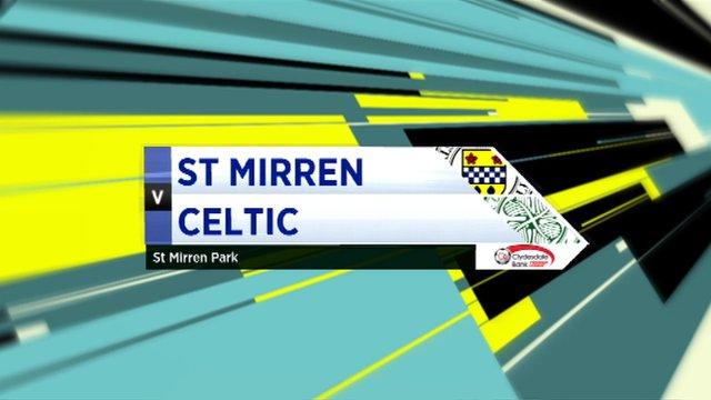 Highlights - St Mirren 0-5 Celtic