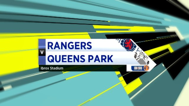 Highlights - Rangers 2-0 Queens Park