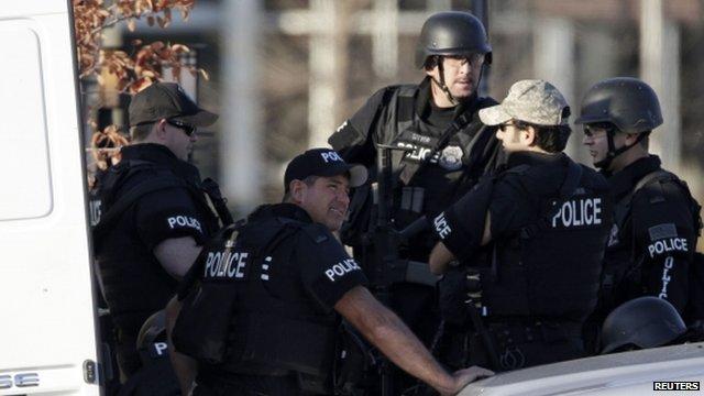 Police in Wisconsin