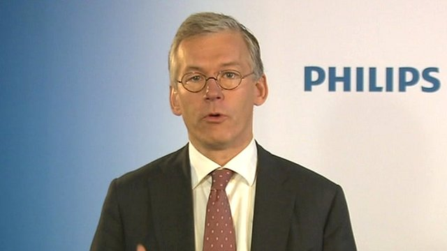 Frans van Houten, CEO of Philips