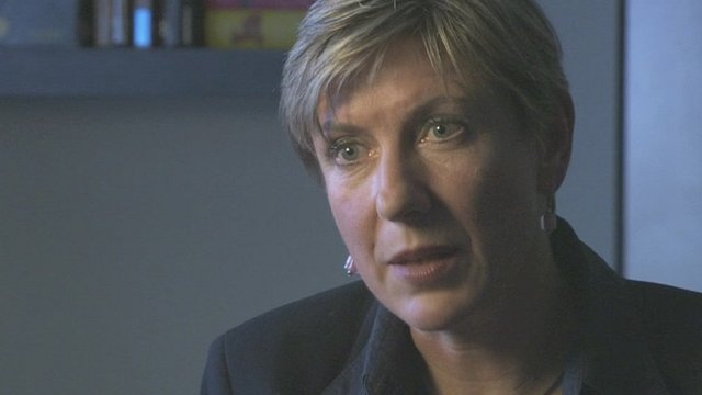 BBC Newsnight&#039;s Liz MacKean