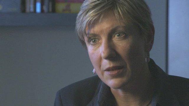 BBC Newsnight's Liz MacKean