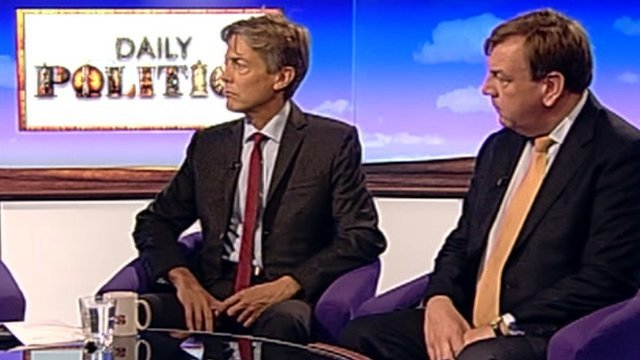 Ben Bradshaw and John Whittingdale