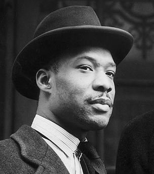 Robert Bradshaw, pictured in 1949