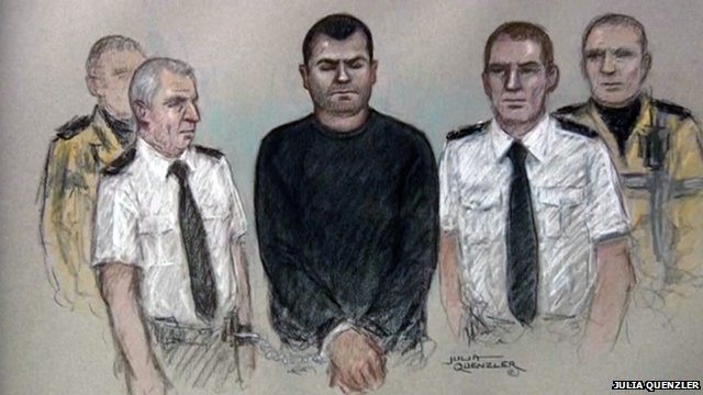 Matthew Tvrdon appearing at Cardiff Magistrates Court